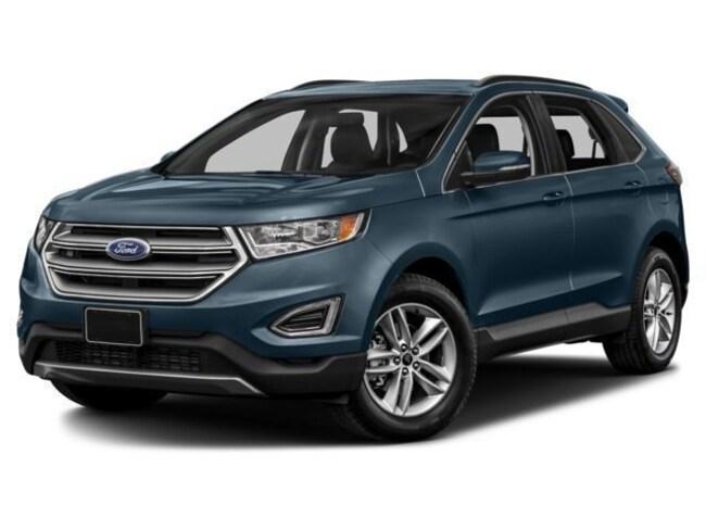 Used 2018 Ford Edge Titanium Sport Utility 2.0L AWD For Sale Fort Wayne