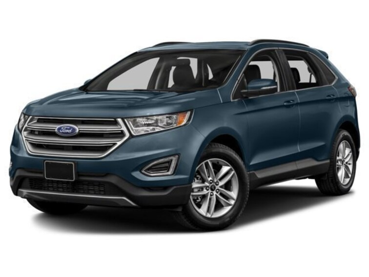 Used 2018 Ford Edge Titanium SUV near Portland Maine