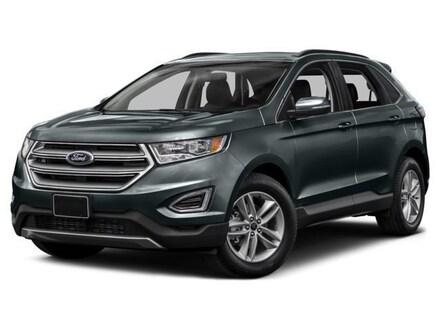 2018 Ford Edge Titanium ALL Wheel Drive SUV