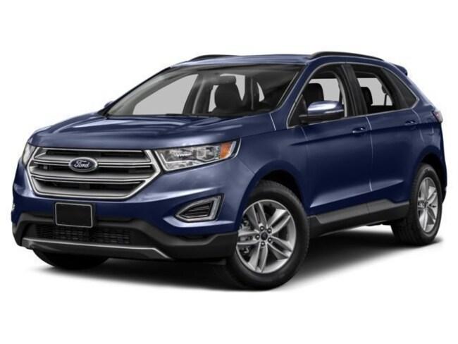 New  2018 Ford Edge Titanium Titanium AWD in Waynesboro VA