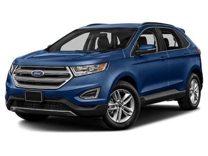Ford Edge Titanium Awd Suv