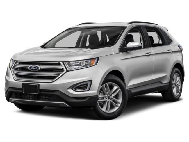 Used 2018 Ford Edge Titanium SUV For Sale Holland, MI