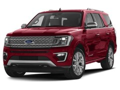 New 2018 Ford Expedition Limited Sport Utility Lubbock Area