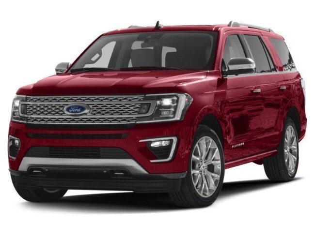 Certified Pre-owned 2018 Ford Expedition Limited SUV for sale in La Porte, IN