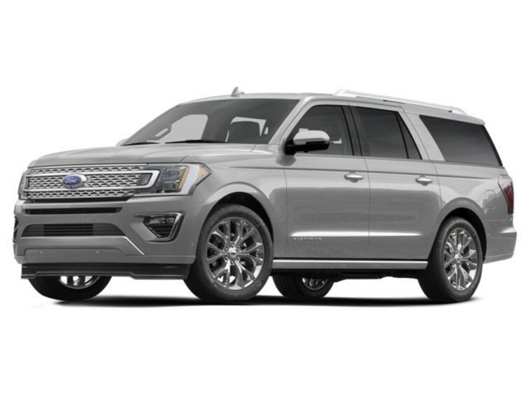 Used 2018 Ford Expedition Max Limited 0S70335A Houston