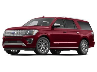 2018 Ford Expedition Max Platinum 4x2 SUV