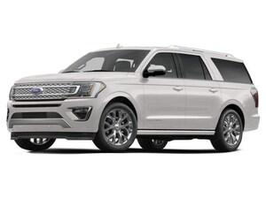 2018 Ford Expedition Max Platinum RWD