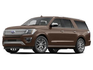 New 2018 Ford Expedition Max XLT SUV 13829 in Braintree, MA