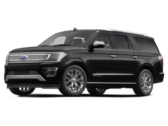 2018 Ford Expedition Max Platinum SUV