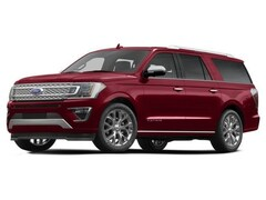 2018 Ford Expedition Max Platinum 4x4 SUV