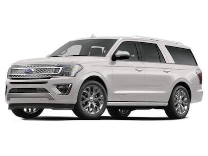 Ford Expedition Max Platinum Suv