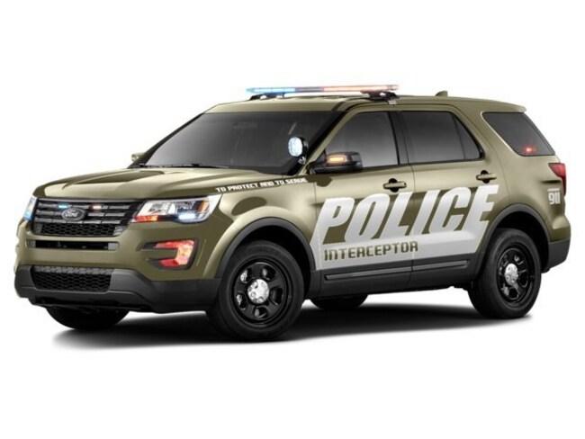2018 Ford Explorer Police AWD