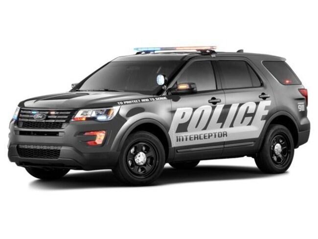 2018 Ford Police Interceptor Utility AWD