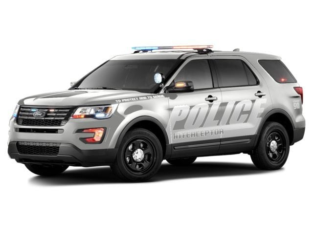 2018 Ford Police Interceptor Utility Base SUV