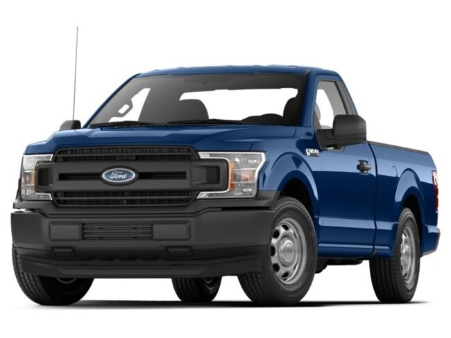 New 2018 Ford F-150 XL REG CAB 4X2 STYLE near Charleston, SC