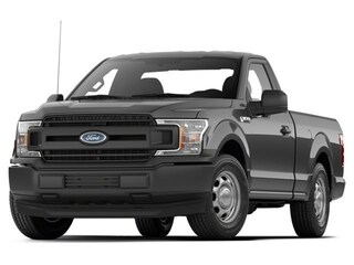 2018 Ford F-150 XL 4WD REG CAB 6.5 BOX Truck Regular Cab