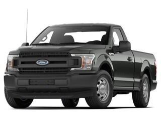 2018 Ford F-150 XL 4x4 Regular Cab Styleside 8 ft. box 141 in. WB Truck Regular Cab