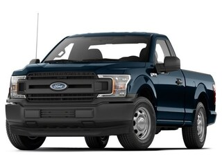 New 2018 Ford F-150 Truck Regular Cab