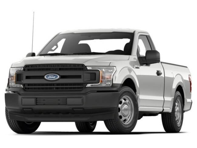 2018 Ford F-150 Truck Regular Cab