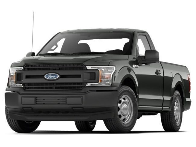 2018 Ford F-150 XL 2WD Reg Cab 8 Box