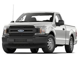 2018 Ford F-150 2WD truck