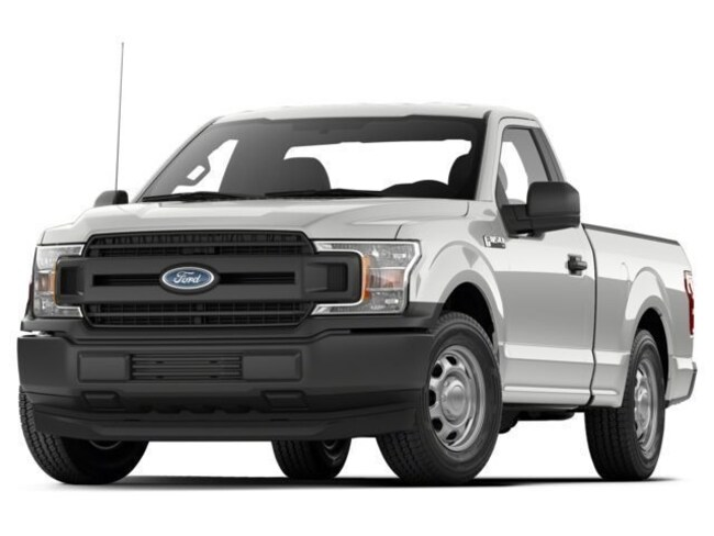 New 2018 Ford F-150 F150 4X2 REGULAR CAB - 141 Salt Lake City