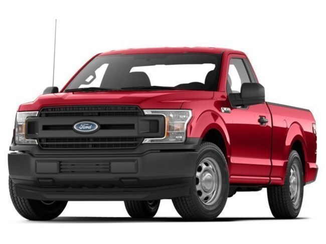 New 2018 Ford F-150 XL Truck Regular Cab Braintree