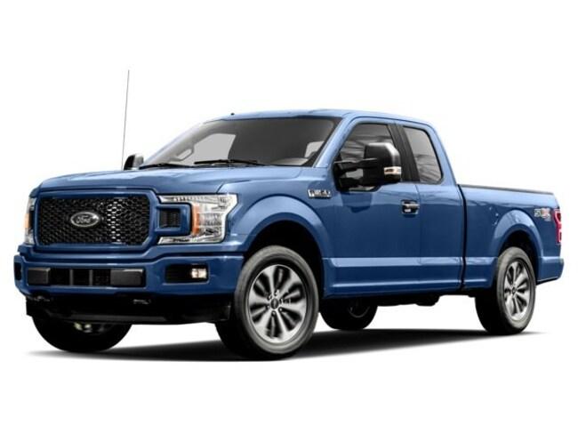 New 2018 Ford F-150 Truck SuperCab Styleside in San Bernardino
