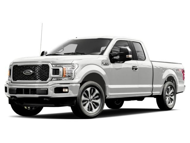2018 Ford F-150 XL 2WD Supercab 6.5 Box Truck