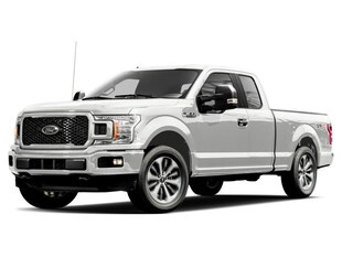 2018 Ford F-150 2WD Supercab 6.5 Box Truck