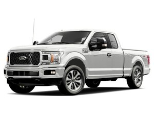 2018 Ford F-150 2WD