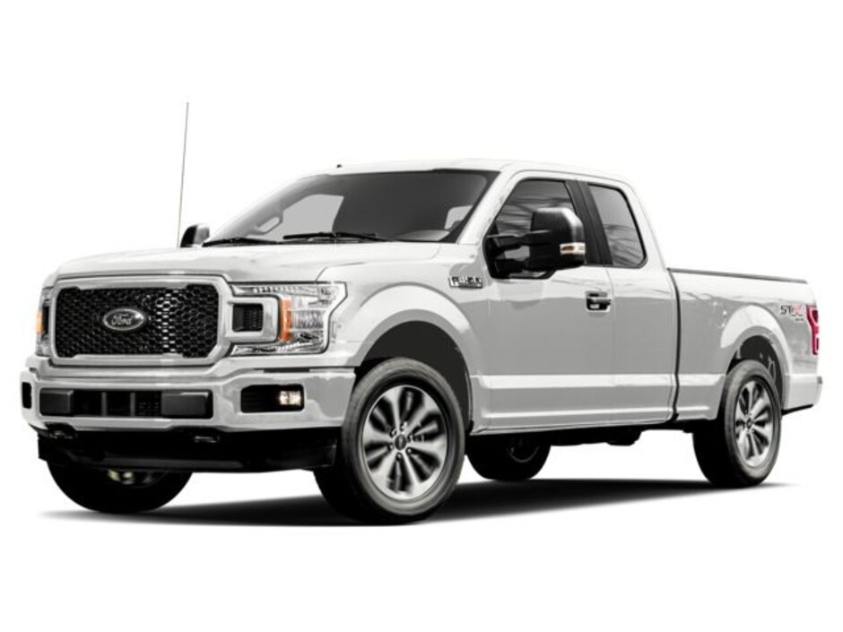New 2018 Ford F-150 Super Cab Lamesa