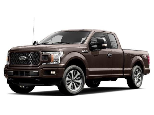 2018 Ford F150 XLT 4X2