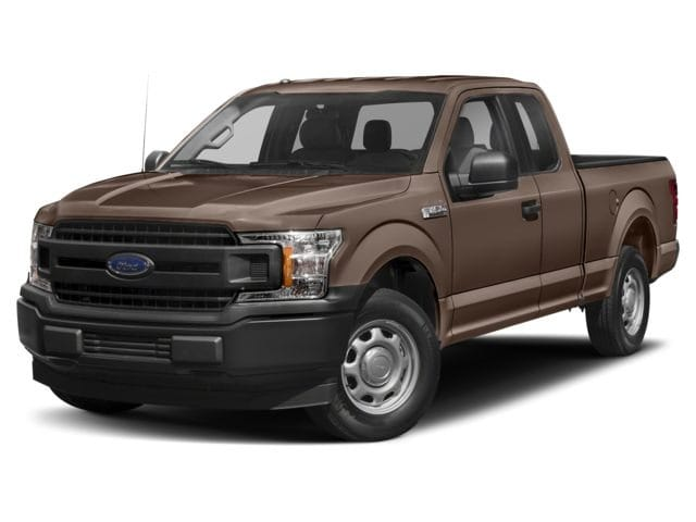 2018 Ford F-150 Extended Cab Pickup 1FTEX1EP7JFA40796