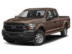 2018 Ford F-150 4WD Super Cab Pickup