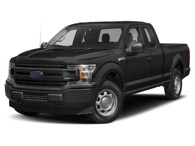 2018 Ford F-150 XL Super Cab