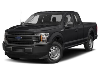 New 2018 Ford F-150 XL Truck SuperCab Styleside For sale in Bennington, VT