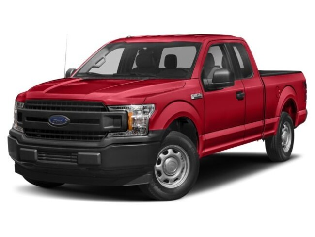 2018 Ford F-150 PU Extended Cab