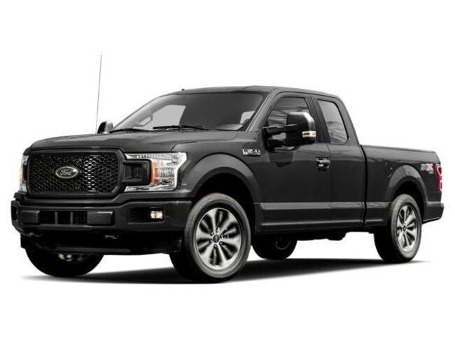 New 2018 Ford F-150 XLT Truck SuperCab Styleside Braintree
