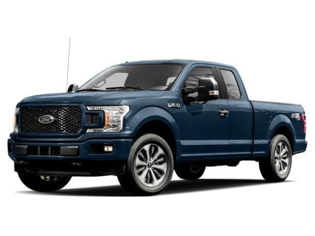 2018 Ford F-150 Lariat Lariat 4WD SuperCab 6.5 Box