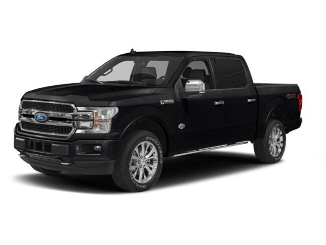 2018 Ford F-150 XLT  2WD Supercrew 5.5 Box Truck SuperCrew Cab Baytown