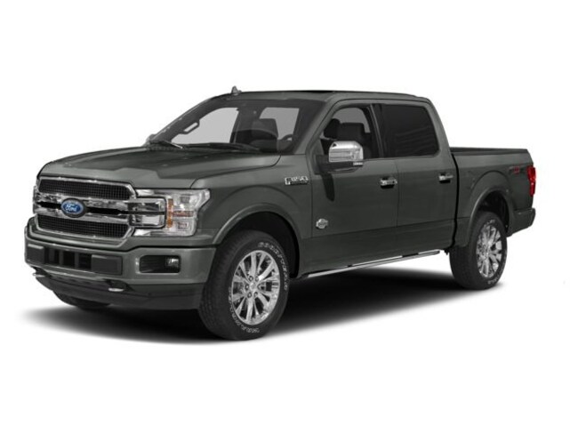 2018 Ford F-150 STX SuperCrew