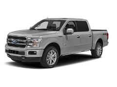 2018 Ford F-150 XL Truck SuperCrew Cab Super Crew 4x2