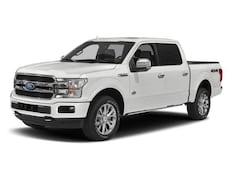 2018 Ford F-150 Lariat 2WD Supercrew Truck SuperCrew Cab