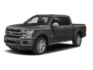 2018 Ford F-150 XLT Truck 1FTEW1CP9JKF61192