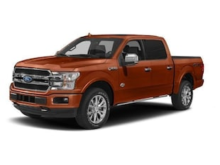 2018 Ford F-150 Crew Cab Short Bed Truck