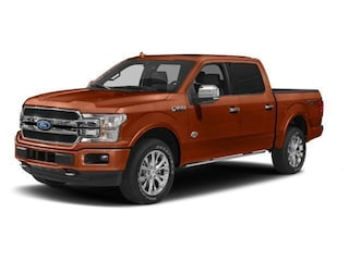 2018 Ford F-150 XLT XLT 4WD SuperCrew 5.5 Box