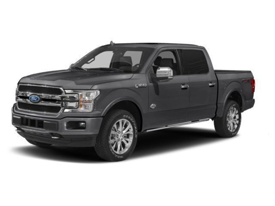 Used 2018 Ford F-150 XLT SuperCrew Lamesa