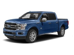 2018 Ford F-150 XL 4WD Supercrew 5.5 Box truck