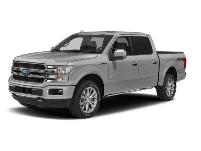 2018 Ford F-150 XLT COURTESY LOANER SAVE $$$ Truck SuperCrew Cab